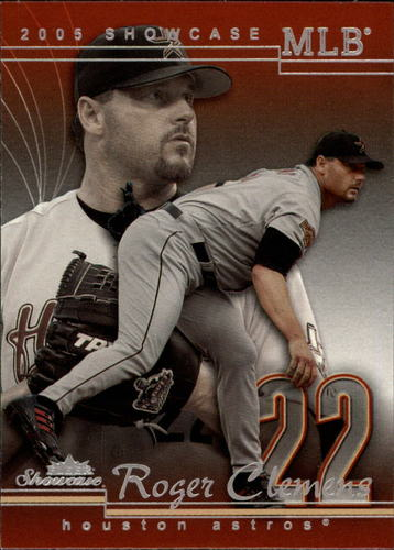 Photo of 2005 Fleer Showcase #99 Roger Clemens