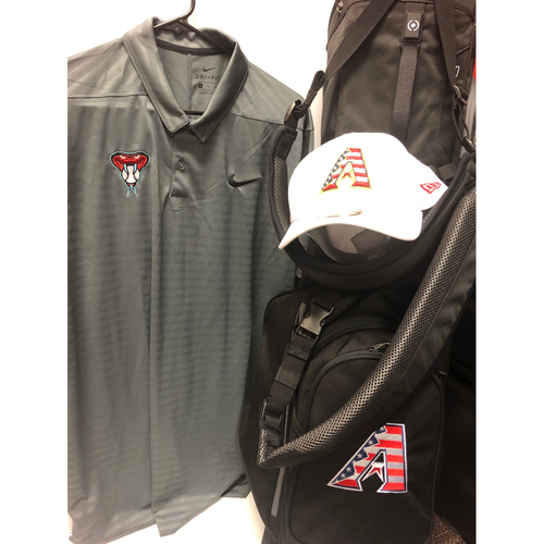 Photo of D-backs Golf Gear