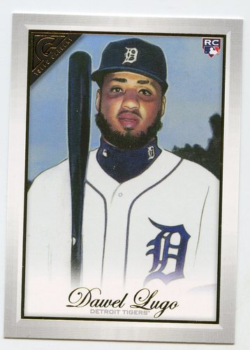 Photo of 2019 Topps Gallery #82 Dawel Lugo RC