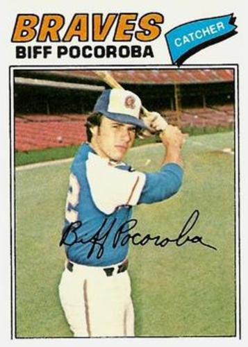 Photo of 1977 Topps #594 Biff Pocoroba