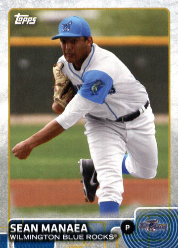 Photo of 2015 Topps Pro Debut #103 Sean Manaea