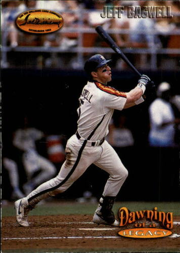 Photo of 1993 Ted Williams #159 Jeff Bagwell/Year 2