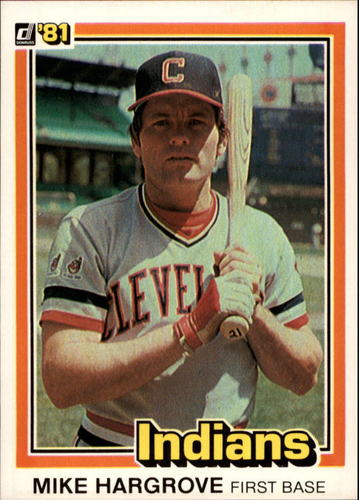 Photo of 1981 Donruss #78 Mike Hargrove