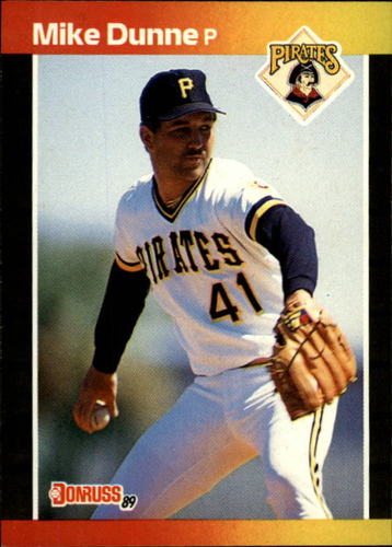 Photo of 1989 Donruss #269 Mike Dunne