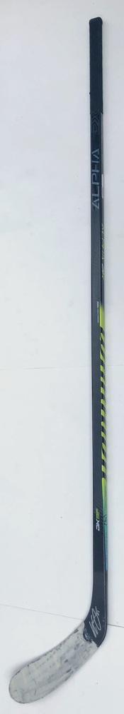 #21 Nicholas Shore Game Used Stick - Autographed - Winnipeg Jets