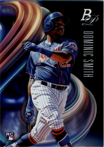 Photo of 2018 Bowman Platinum #35 Dominic Smith RC
