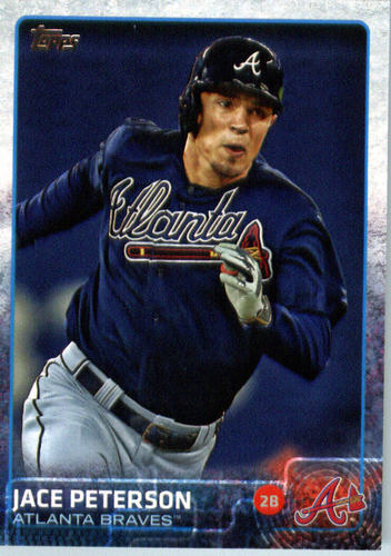 Photo of 2015 Topps Update #US399 Jace Peterson