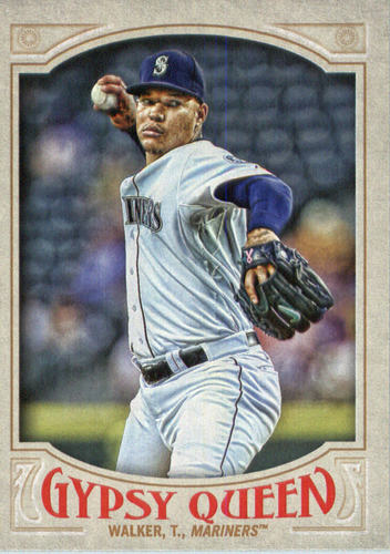 Photo of 2016 Topps Gypsy Queen #171 Taijuan Walker