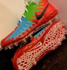 My Cause My Cleats - Patriots Jonathan Jones Signed and Worn Custom Cleats