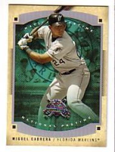 Photo of 2005 National Pastime #24 Miguel Cabrera