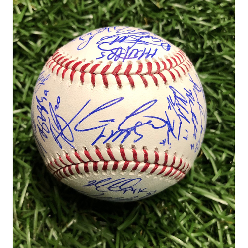Photo of Rays Baseball Foundation: Team Autographed Baseball