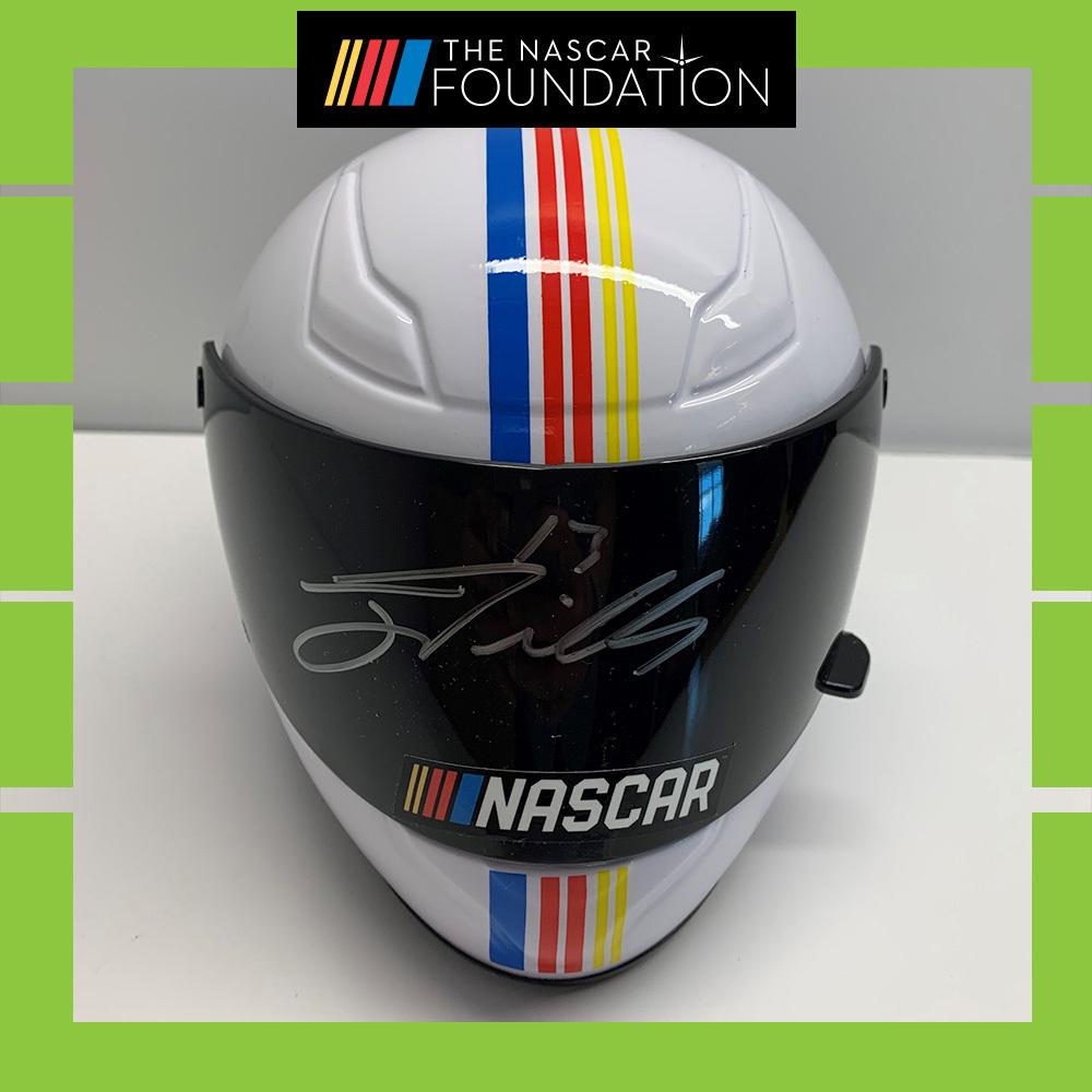 NASCAR's Ty Dillon Autographed Helmet!