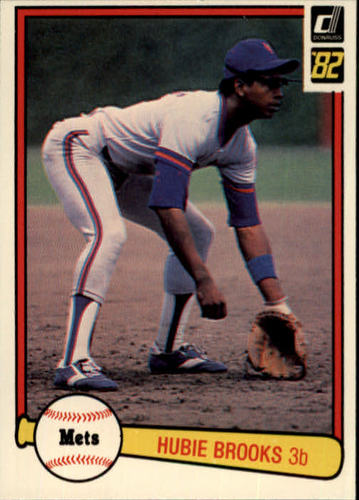 Photo of 1982 Donruss #476 Hubie Brooks