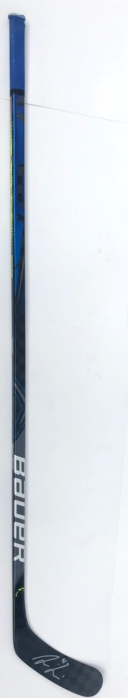 #21 Loui Eriksson Game Used Stick - Autographed - Vancouver Canucks