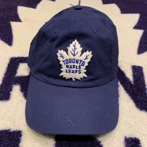 #91 John Tavares 2021 Stanley Cup Playoff Worn Hat