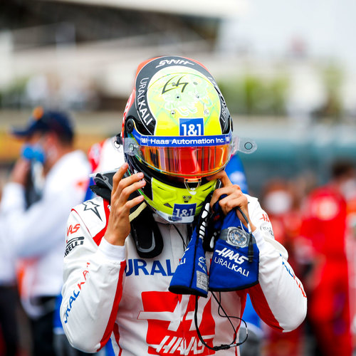 Photo of Mick Schumacher 2021 Signed Race Used Race Suit - Turkish GP