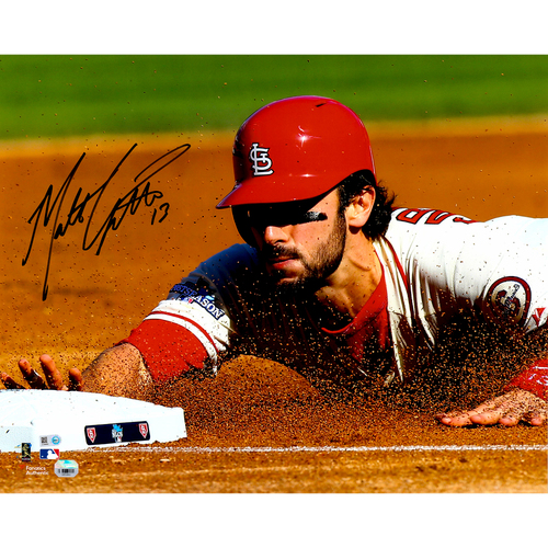 "Photo of Matt Carpenter St. Louis Cardinals Autographed 16"" x 20"" Photograph"
