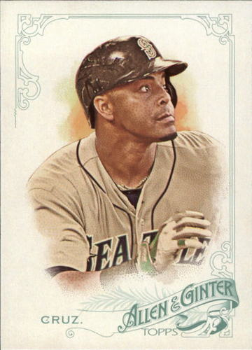 Photo of 2015 Topps Allen and Ginter #12 Nelson Cruz