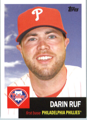 Photo of 2016 Topps Archives #94 Darin Ruf