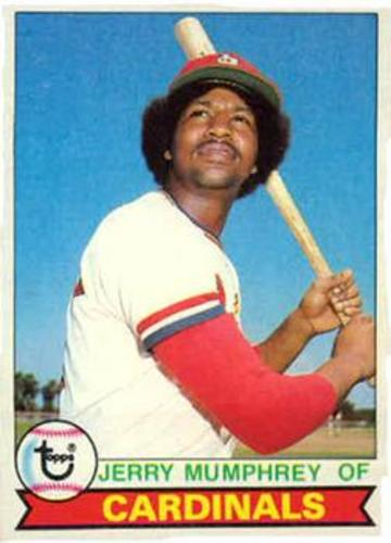 Photo of 1979 Topps #32 Jerry Mumphrey