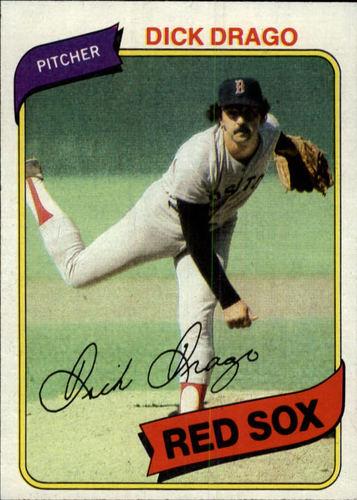 Photo of 1980 Topps #271 Dick Drago DP