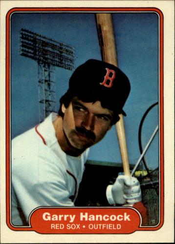 Photo of 1982 Fleer #295 Garry Hancock