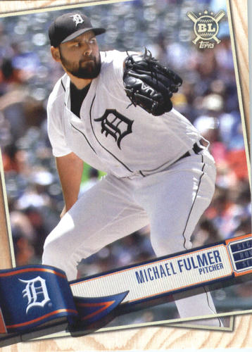Photo of 2019 Topps Big League #98 Michael Fulmer