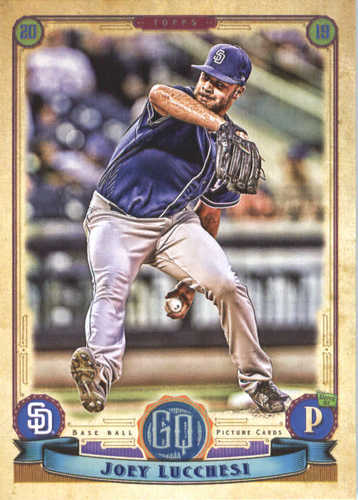 Photo of 2019 Topps Gypsy Queen #198 Joey Lucchesi