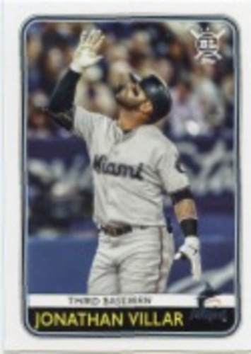 Photo of 2020 Topps Big League #192 Jonathan Villar
