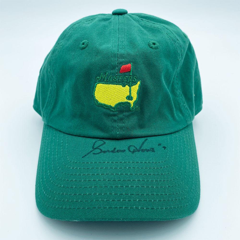 Gordie Howe Autographed The Masters Hat