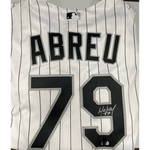 Photo of Jose Abreu Autographed Jersey