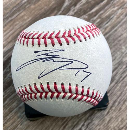 Photo of UMPS CARE AUCTION: Shohei Ohtani Signed Baseball
