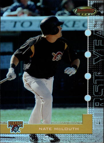 Photo of 2005 Bowman's Best #86 Nate McLouth FY RC