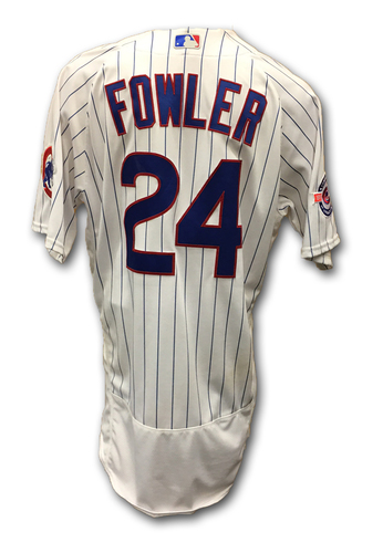 brand new 0229c 3d5f9 MLB Auctions | Dexter Fowler Game-Used Jersey - 9/24/16 ...