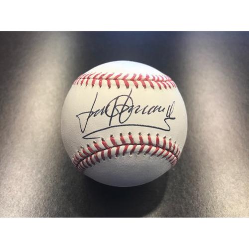 Giants Community Fund: Gorkys Hernandez Autographed Baseball