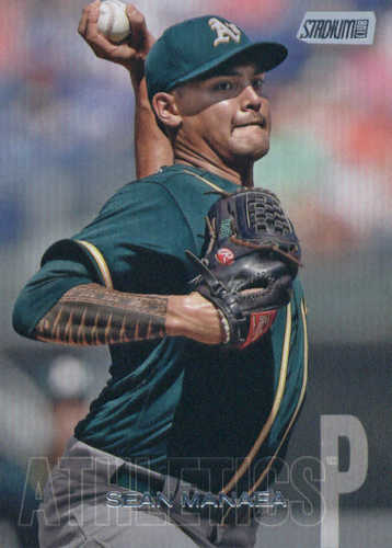 Photo of 2018 Stadium Club #294 Sean Manaea