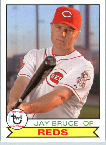 Photo of 2016 Topps Archives #121 Jay Bruce