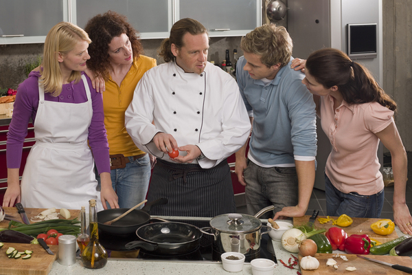 Clickable image to visit Cooking Class Experience for Two at Sur La Table in San Diego
