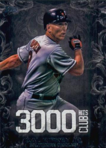 Photo of 2016 Topps Update 3000 Hits Club #3000H9 Cal Ripken Jr.