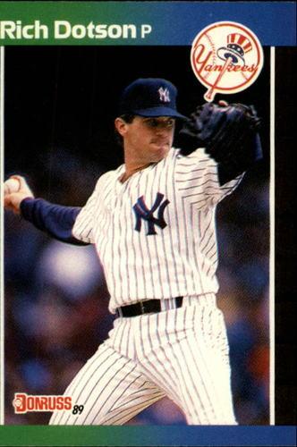 Photo of 1989 Donruss #277 Rich Dotson