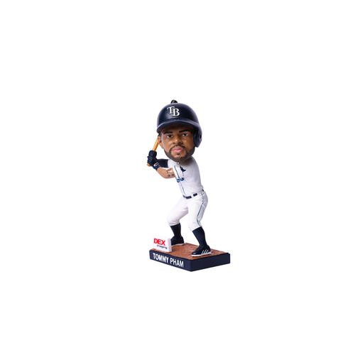 Photo of Rays Baseball Foundation: Tommy Pham Autographed Bobblehead