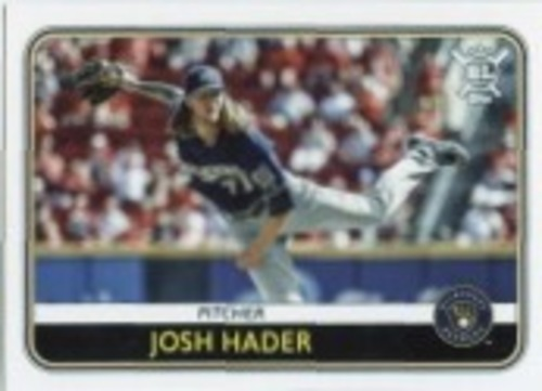 Photo of 2020 Topps Big League #194 Josh Hader