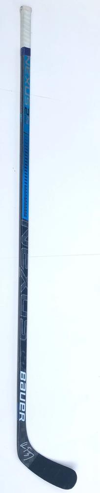 #5 Oscar Fantenberg Game Used Stick - Autographed - Vancouver Canucks