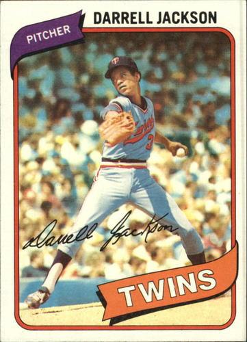 Photo of 1980 Topps #386 Darrell Jackson
