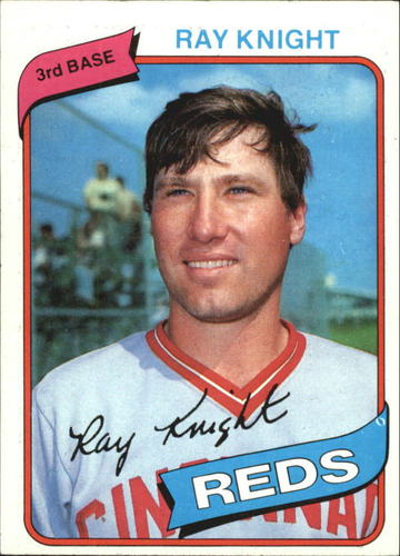 Photo of 1980 Topps #174 Ray Knight
