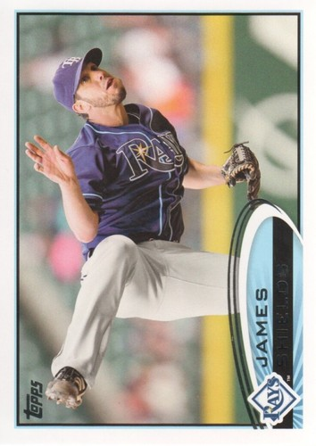 Photo of 2012 Topps #471 James Shields