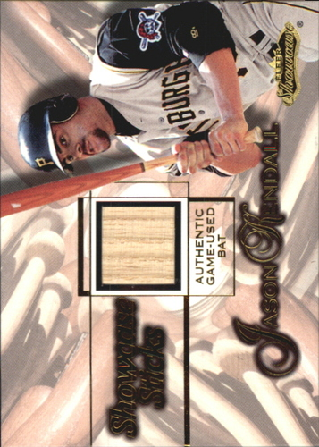 Photo of 2001 Fleer Showcase Sticks #24 Jason Kendall