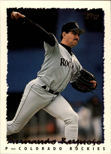 Photo of 1995 Topps #349 Armando Reynoso