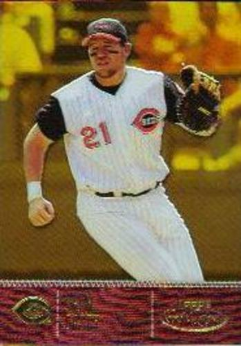Photo of 2001 Topps Gold Label Class 1 Gold #99 Sean Casey