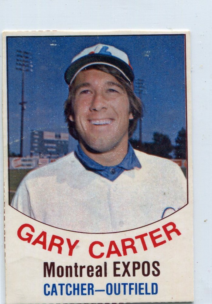 1977 Hostess #41 Gary Carter